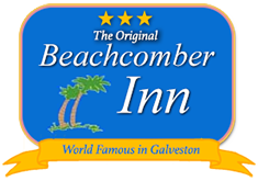logo for the Beachcomber Inn